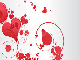 Swirls Templates Love Swirls Powerpoint Templates Love Red Free Ppt