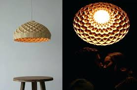 woven basket pendant light bamboo veneer lighting by home interior designers lights south africa