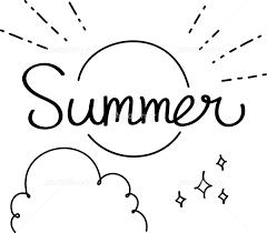 夏の手描きイラスト イラスト素材 5560910 フォトライブラリー