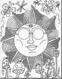 Small Picture outstanding hippie adult coloring pages with hippie coloring pages