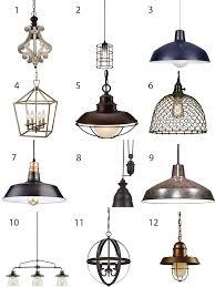 farmhouse pendant lighting fixtures farmhouse 1 light