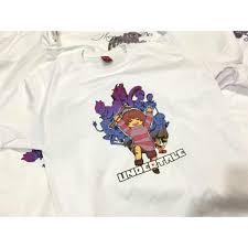<b>Undertale Character</b> Shirt | Shopee Philippines
