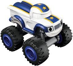 Power Wheels Nickelodeon Blaze & the Monster Machines Toy car ...