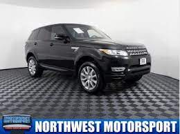 Used 2017 Land Rover Range Rover Sport Hse Land Rover Land Rover Suv Used Land Rover