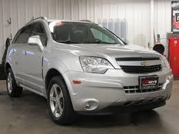 2012 Used Chevrolet Captiva Sport LTZ AWD at Carkeys Serving ...