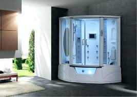 one piece shower image of one piece bathtub shower combo one piece fiberglass shower stall with
