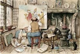Профессия Художник описание где учиться необходимые качества профессия художник