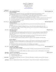 Lovely Design Landscape Resume 4 Best Landscaping Resume Example
