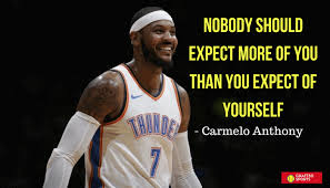 Famous Athlete Quotes Mesmerizing Inspiring Basketball Quotes From Famous Players Coaches Crafted