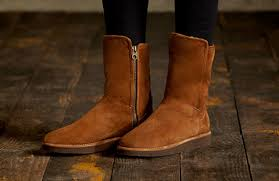 ugg changes the shape of the boot introduces classic luxe collection glamour