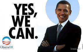 Image result for barack obama yes we can