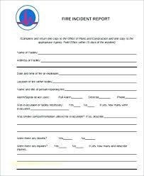 Investigation Report Template Doc Icloudlock Info