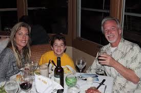 Birthday Dinner Chart House Restaurant Newport Beach Calif