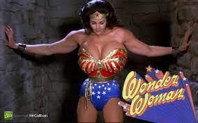Wonder Woman Christina Carter