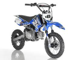 apollo rfz db x 6 125cc pit bike dirt bike pit bike