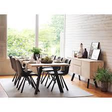 home dining room dining tables idaho reclaimed dark wood