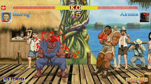 ultra street fighter ii the final challengers nintendo switch