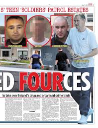 Pages businesses media/news company sunday world videos crime world episode 36: Nicola Tallant On Twitter This Is Quite Some Alliance A Rapist A Murder Mastermind And Two Traveller Crime Bosses Story From This Weeks Sundayworld Https T Co Fkvwzyaypz
