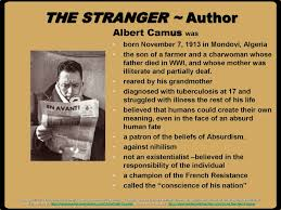 stranger camus essay topics the stranger camus essay topics