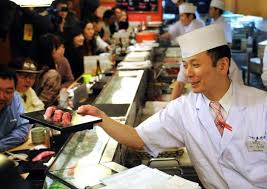 Sushi Cook What Separates A Good Sushi Chef From A Great One