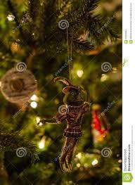 Beautiful Retro Christmas Toy Of Prince Frog And Lights