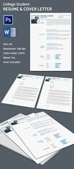 Amazing Resume Templates Free Enchanting Utsa Resume Template College Student Resume Template Creative
