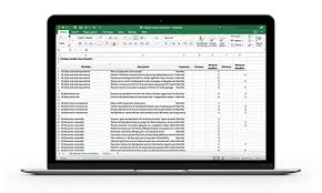 Sample Excel Checklist Template Classy Month End Close Checklist Excel Accounting Template