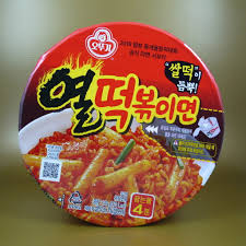 Ramen Noodlist Ottogi Spicy Rice Cake Tteokbokki Noodle South Korea