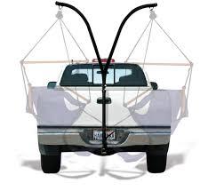 trailer hitch hammock chair stand