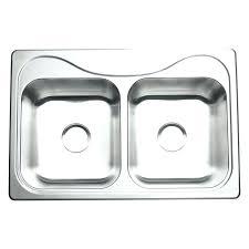 sterling kitchen sink kitchen sink waste sinks sterling by 3 double basin drop in