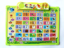 Chinese Sound Chart Chinese Learning Sound Chart With Writing Board For Children