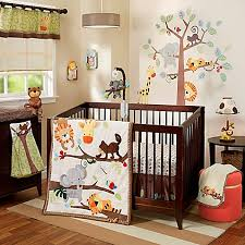 Lambs & Ivy Treetop Bud s Crib Bedding Collection BABY