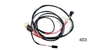 factory fit 1955 1956 chevy alternator conversion wiring harness w ls conversion wiring harness factory fit 1955 1956 chevy alternator conversion wiring harness w internally regulated alternator