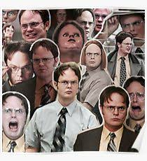 the office posters. Dwight Schrute - The Office Poster Posters