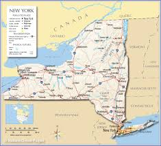 download state of ny map  major tourist attractions maps