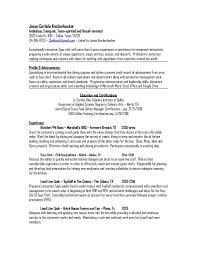 11 12 Entry Level Prep Cook Resume Sample Nhprimarysource Com