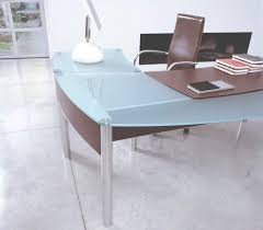 glass top office desk. Furniture : Glass Top Office Desk Modern \u2026 Within Desks