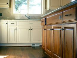 Painted Glazed Kitchen Cabinets How To Glaze Painted Kitchen Cabinets Earth Bound Kitchen