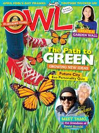 Image result for owl magazine