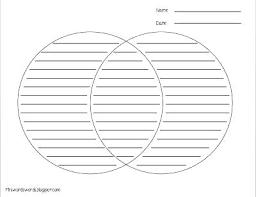 Venn Diagram Blank Template Blank 3 Way Venn Diagram Template Lapos Co