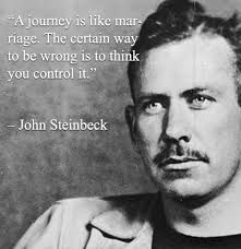 John Steinbeck Quotes Best 48 Travel Quotes Guaranteed To Give You The Travel Bug Limitless Duo
