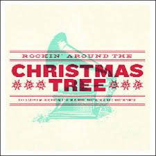 Rockin Around The Christmas Tree Invitations  Customizable Rock In Around The Christmas Tree