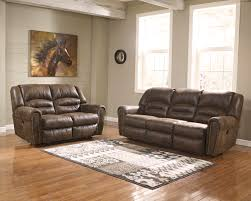 ashley reclining sofa