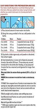 Earths Best Organic Dairy Infant Powder Formula With Iron Omega 3 Dha And Omega 6 Ara 35 Oz