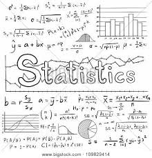 Statistic Math Law Theory And Mathematical Formula Equation