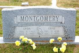 Lyda Bell Montgomery (1911-1993) - Find A Grave Memorial