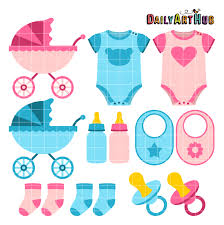 Baby Things Clipart Baby Things Clipart