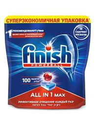 <b>Таблетки для</b> мытья посуды в посудомоечной машине 100 шт ...