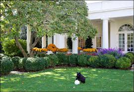 office gardens. Fichier:Oval Office View From Rose Garden.jpg Gardens