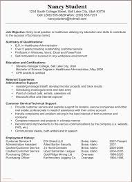 Personal Qualifications Statement 10 Example Statement Of Qualifications Resume Samples